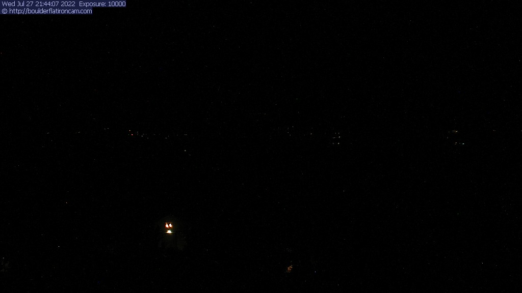 Boulder Valley cam