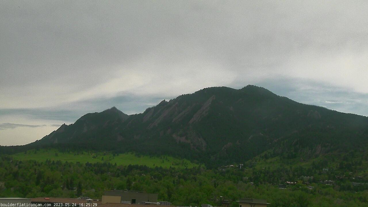 webcam Boulder